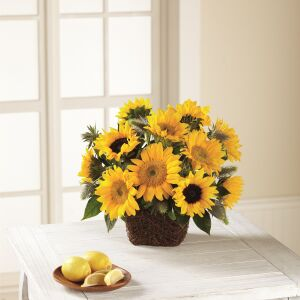 FTD Perfect Sun Bouquet