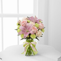 The Girl Power™ Bouquet by FTD® - VASE INCLUDED